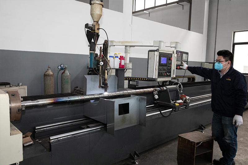 德国等离子螺杆焊接设备